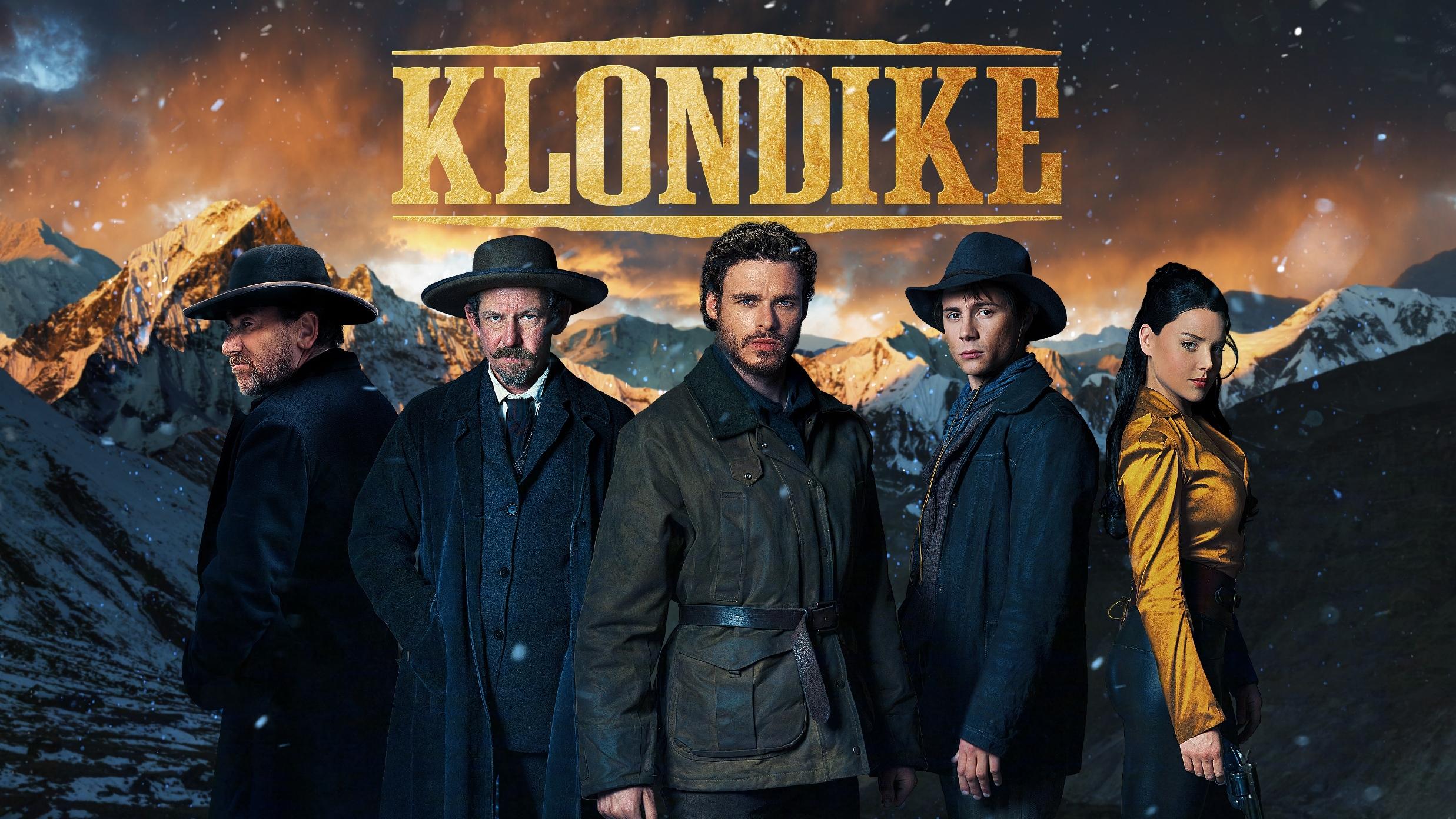 Znalezione obrazy dla zapytania Klondike series