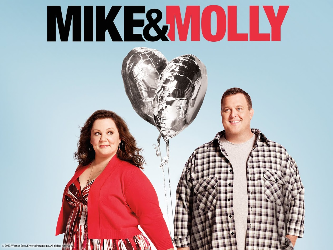 Mike and Molly saison 5 en vostfr