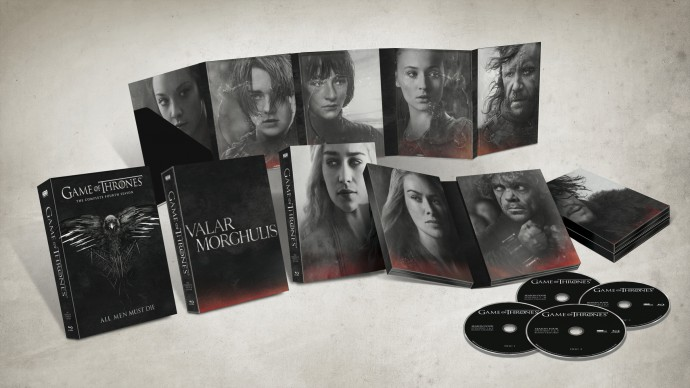 Game of ThroneS The Complete Fourth Season on Blu-ray & DVD