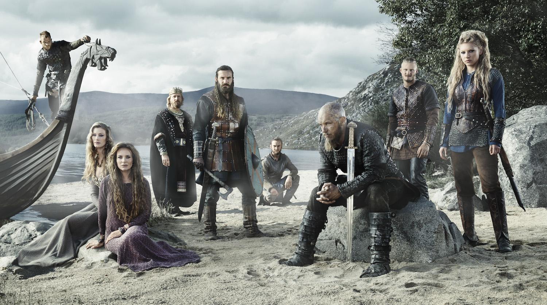 Vikings 3x01 Latino Disponible