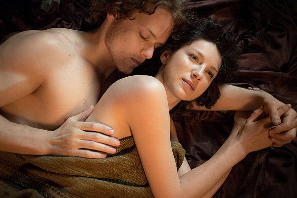 Jamie y Claire Outlander-trailer-regreso
