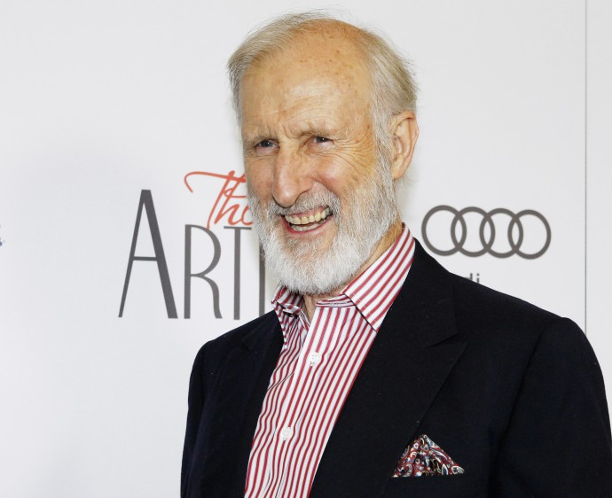 """Actor Cromwell poses at a special screening of the film """"The Artist"""" in Beverly Hills"""