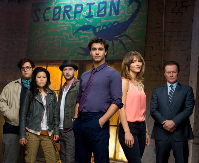 Scorpion-fox-life