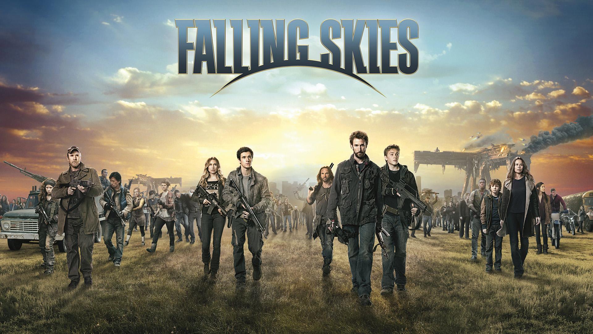 Falling Skies Archives - Series Adictos