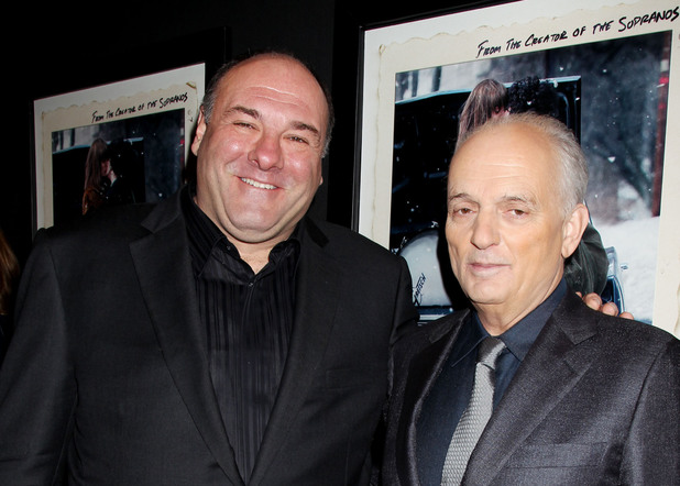 movies-james-gandolfini-david-chase-never-fade-away-premiere