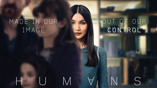Humans 1x07 Espa&ntildeol Disponible