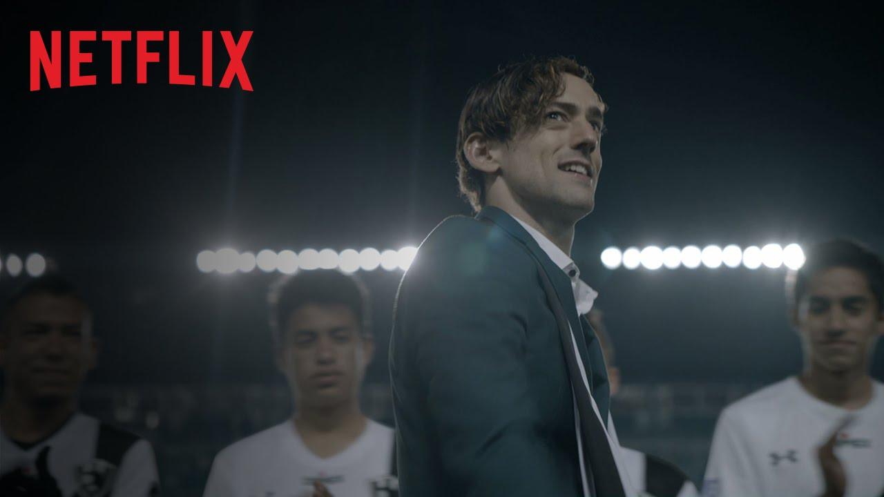 Netflix estrena trailer de Club de Cuervos - Series Adictos