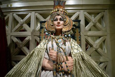 Tourist attraction to Museo de Cera in Madrid