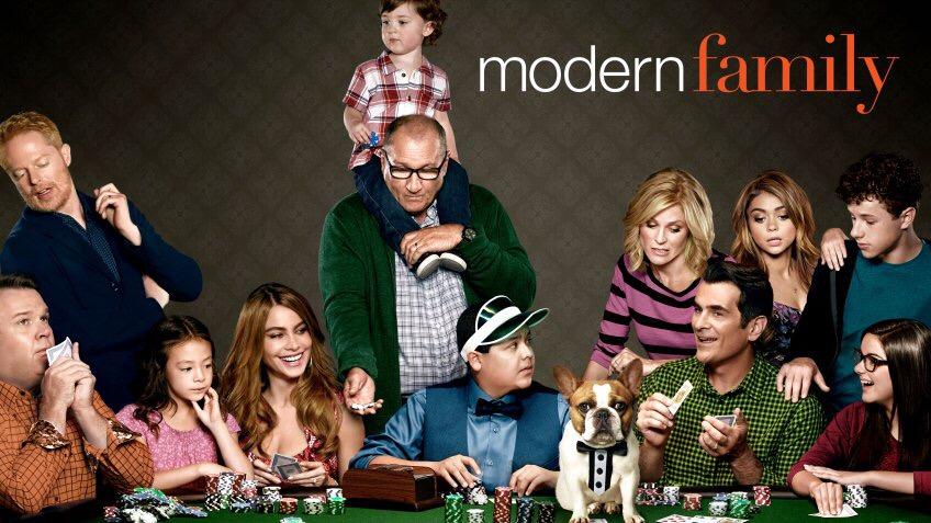 Modern Family 8x13 Espa&ntildeol Disponible
