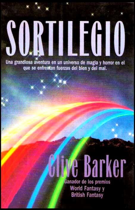 Sortilegio de Clive Barker