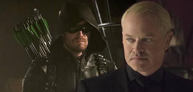 Nuevos spoilers sobre Damien Darhk en Arrow