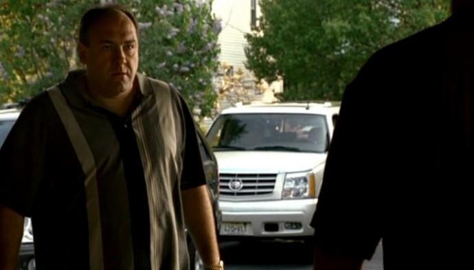 Vendido un coche de Los Soprano firmado por James Gandolfini por ...