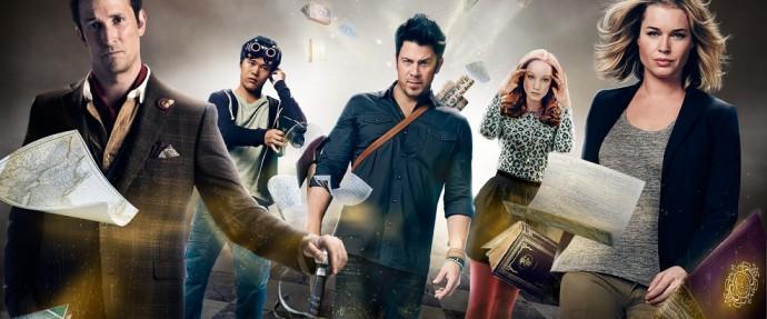 The Librarians estrena su segunda temporada en Syfy España el 5 de Noviembre
