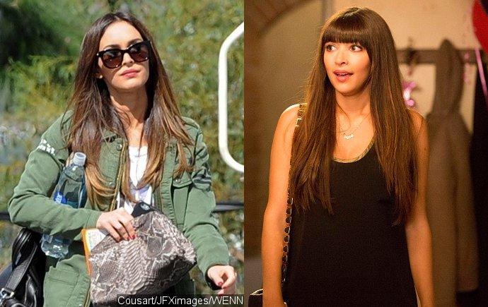 Quinta Temporada De New Girl Megan Fox Y Hannah Simone Comparten Escena Desnudas En -5298