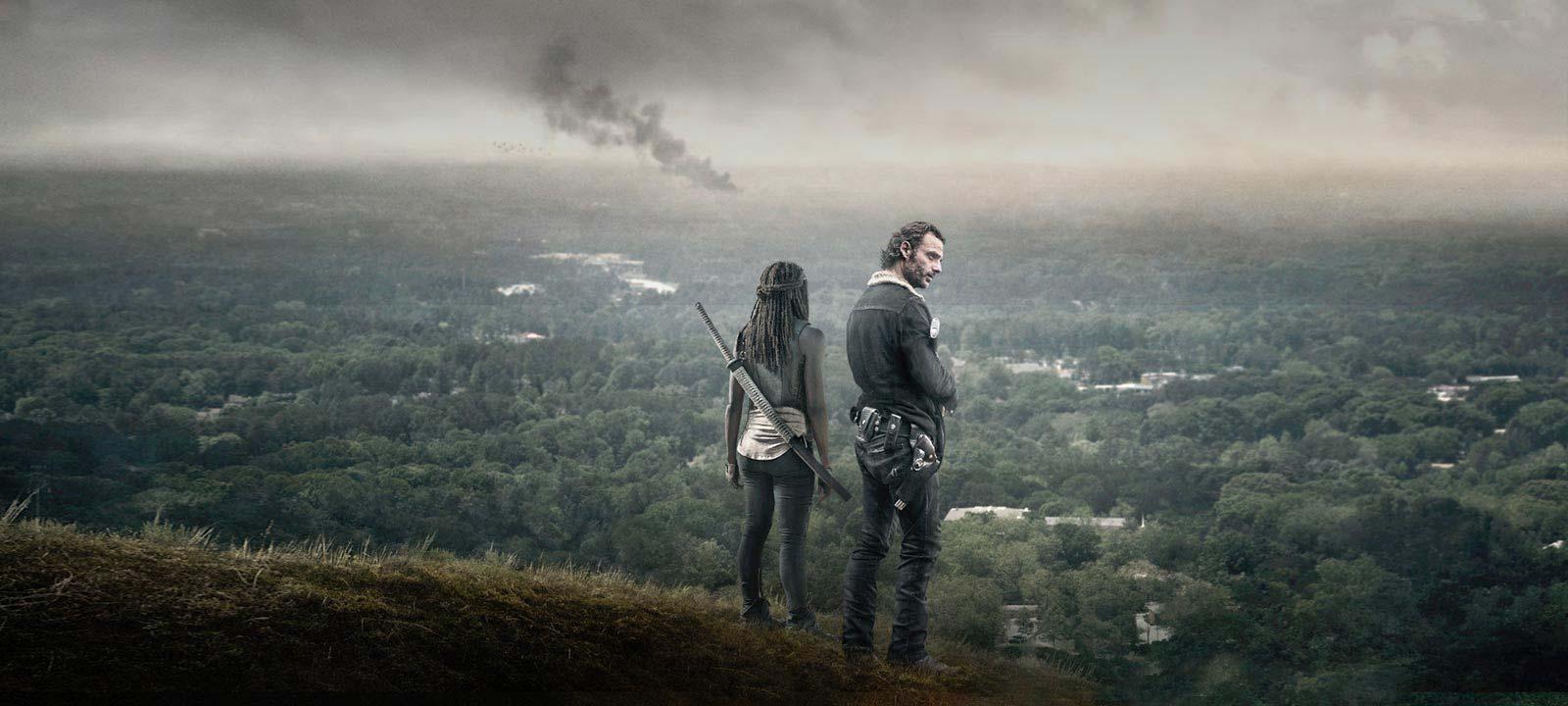 Nuevo avance de la sexta temporada de The Walking Dead