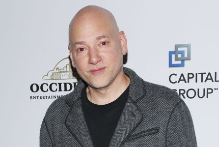 Mandatory Credit: Photo by Joe Kohen/REX/Shutterstock (5489967p) Evan Handler 25th Annual Simply Shakespeare Benefit Reading Of 'Twelfth Night', Santa Monica, Los Angeles, America - 08 Dec 2015