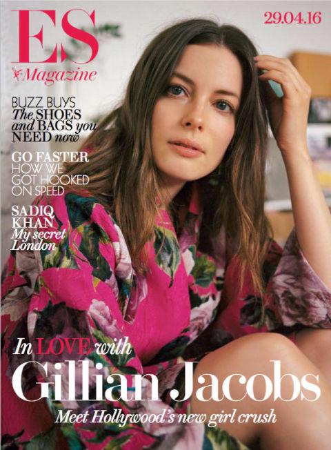 Gillian Jacobs está orgullosa de sus escenas más fuertes en la serie de Netflix, Love