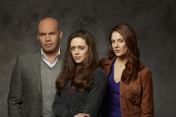 "GUILT - Freeform's ""Guilt"" stars Billy Zane as Stan, Daisy Head as Grace and Emily Tremaine as Natalie. (Freeform/Criag Sjodin)"