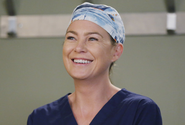 "GREY'S ANATOMY - ""Something Against You"" - The team of doctors work on a high stakes case of a long time patient, adding additional pressure to an already tense environment. Meanwhile, Bailey wants Ben to kick out their new roommate, and Arizona is eager to get back into the dating world with a new wingman, on ""Grey's Anatomy,"" THURSDAY, NOVEMBER 12 (8:00--9:00 p.m., ET) on the ABC Television Network. (ABC/Vivian Zink) ELLEN POMPEO"