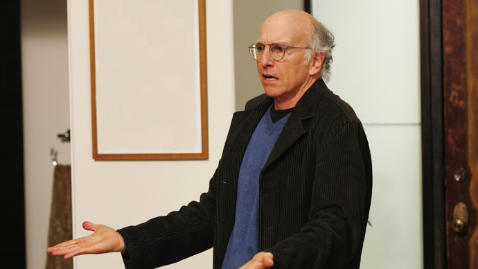 Larry David está pensando en hacer la novena temporada de Curb Your Enthusiasm