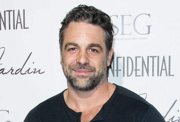 Mandatory Credit: Photo by John Salangsang/BFAnyc.com/REX/Shutterstock (4823165z) Chris McKenna 'Le Jardin' Grand Opening, Los Angeles, America  - 04 Jun 2015
