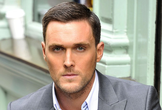 Owain Yeoman in PETA protest against the production of foie gras, Fortnum and Mason, London, Britain -15 Jun 2011