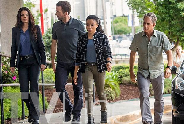 Primera imagen de Vanessa Ferlito en la tercera temporada de NCIS: New Orleans