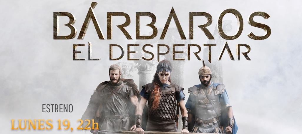 Bárbaros: El Despertar 1x03 y 1x04 Espa&ntildeol Disponible