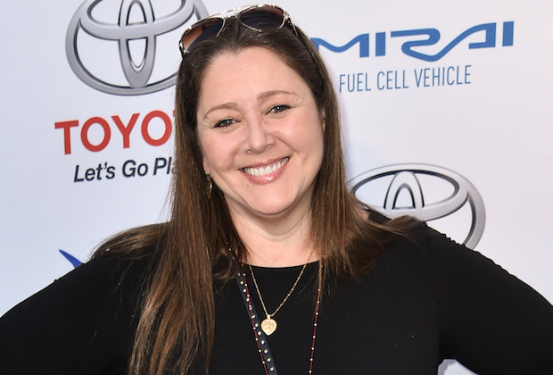 Mandatory Credit: Photo by Rob Latour/Variety/REX/Shutterstock (5658888e) Camryn Manheim Keep It Clean event, Los Angeles, America - 21 Apr 2016