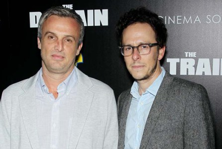 'The D Train' film screening at the Cinema Society, New York, America - 06 May 2015