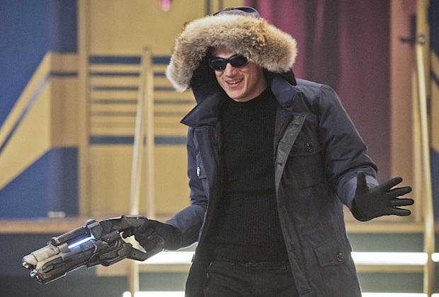 "The Flash -- ""Rogue Time""-- Image FLA116B_0232b -- Pictured: Wentworth Miller as Leonard Snart/Captain Cold -- Photo: Dean Buscher/The CW -- © 2015 The CW Network, LLC. All rights reserved."