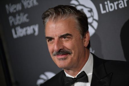 Mandatory Credit: Photo by Erik Pendzich/REX/Shutterstock (7423610af) Chris Noth NYPL Library Lions Gala, New York, USA - 07 Nov 2016