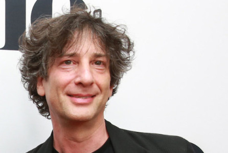 Henry Selick, Travis Knight, Neil Gaiman