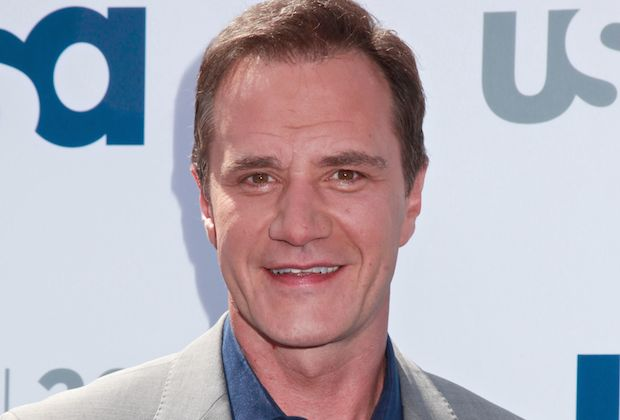 Mandatory Credit: Photo by Gregory Pace/BEI/BEI/Shutterstock (2344005bx) Tim Dekay USA Upfront Presentation, New York, America - 16 May 2013