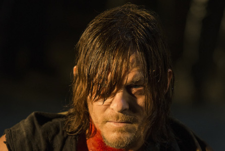 >>> NOT TO BE USED UNTIL 10/24/16 at 1:00 AM EST <<< Norman Reedus as Daryl Dixon- The Walking Dead _ Season 7, Episode 1 - Photo Credit: Gene Page/AMC