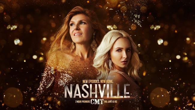 CMT lanza trailer de la quinta temporada de Nashville y anuncia preestreno para el 15 de Diciembre