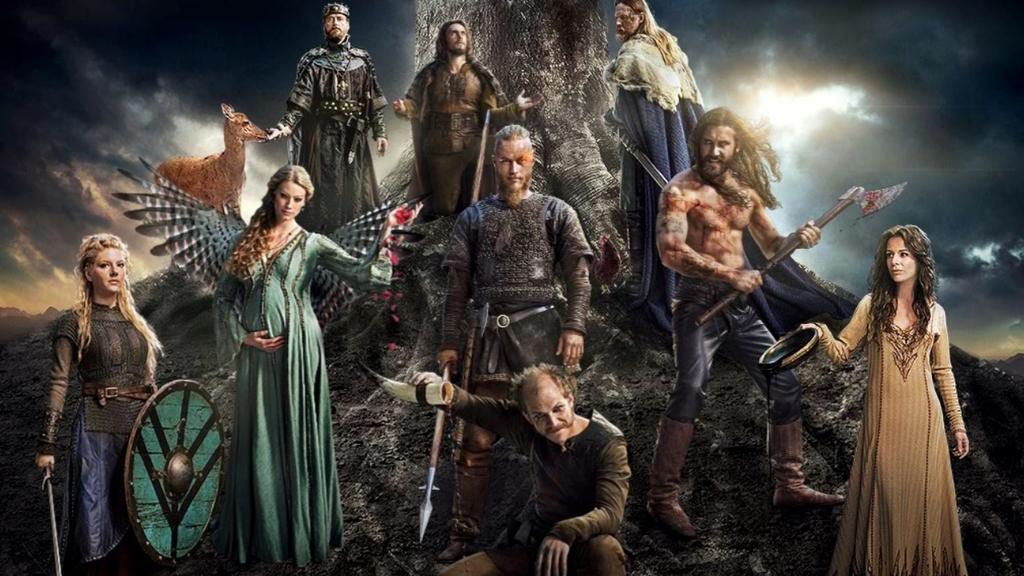 Vikings El Creador Y Protagonistan Hablan Del Impactante
