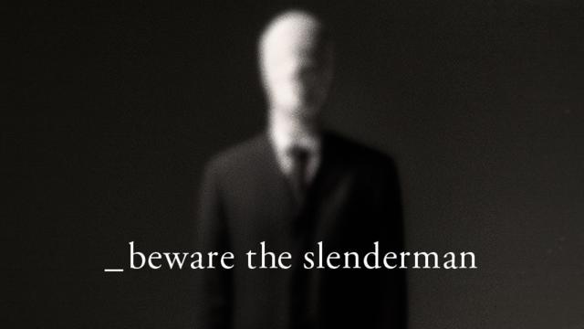 HBO España estrena Beware the Slenderman el 24 de Enero