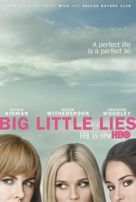 HBO lanza poster de su nuevo drama Big Little Lies - Series Adictos