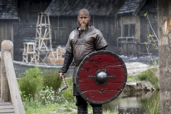 Vikings-TV-show-on-History-season-4-canceled-or-renewed-Travis-Fimmel-as-King-Ragnar-590x393