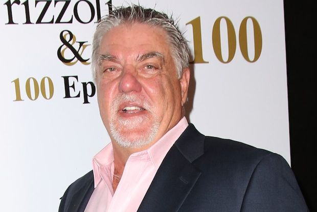 Mandatory Credit: Photo by Brian To/REX/Shutterstock (5754123ad) Bruce McGill Rizzoli & Isles 100th episode party, Los Angeles, USA - 09 Jul 2016
