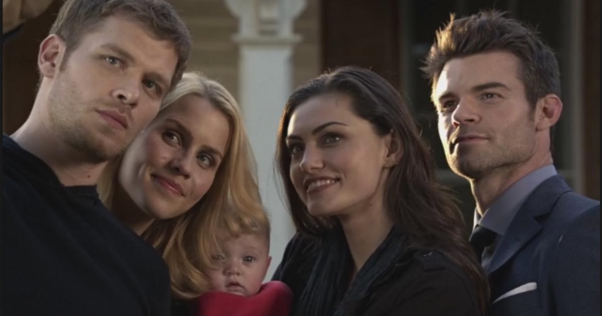 Promo de la cuarta temporada de The Originals - Series y TV