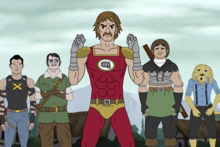 Adult Swim da luz verde a las nuevas series animadas Apollo Gauntlet y Hot Streets