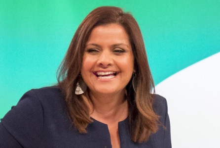 'Loose Women' TV show, London, UK - 24 Aug 2016
