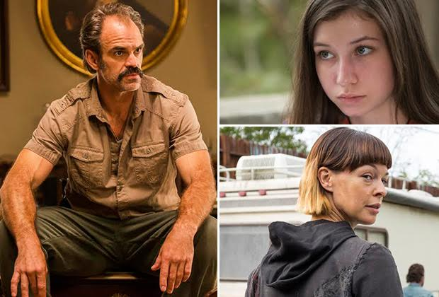 The Walking Dead:  Steven Ogg, Katelyn Nacon y Pollyanna McIntosh serán regulares en la octava temporada