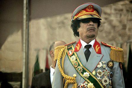 40th Anniversary Celebrations of the Revolution of Libya, Tripoli, Libya - 02 Sep 2009