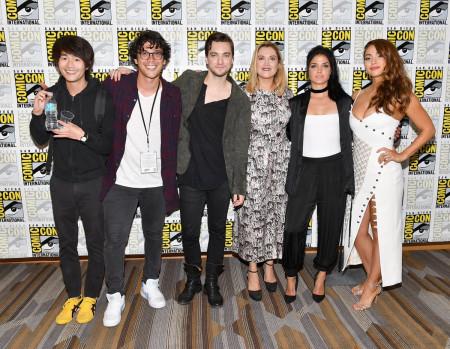 Comic Con 2017 Los 100 Lanza Primer Avance Y Da Detalles De Su