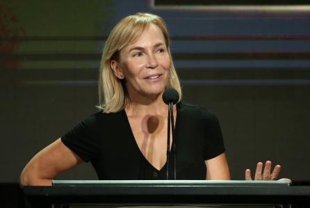 AMC 'Visionaries' TV show panel, TCA Summer Press Tour, Los Angeles, USA - 29 Jul 2017