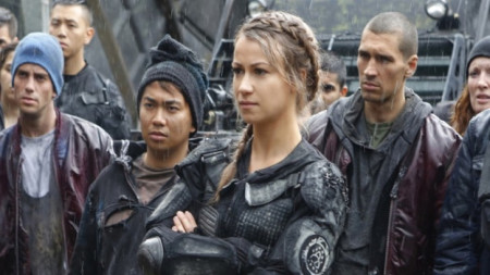 Supernatural - Season 13 - Chelsey Reist to Guest - The100