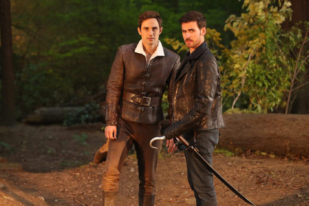 ANDREW J. WEST, COLIN O'DONOGHUE